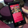 TOURISM GUIDE ON THE PHONE. There are a lot of things that you can do better and differently on mobile. Among them is guiding tourists. Photo above shows Sinulog Guide on a Windows Phone. The guide is part of the Digital Tourism program of InnoPub Media, a startup I co-founded.