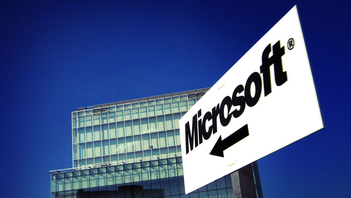 Don't count Microsoft out just yet - the tech behemoth is reinventing itself. (Creative Commons Photo: Nils Geylen)